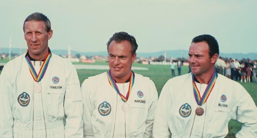 AUGUST BRONZE 1968