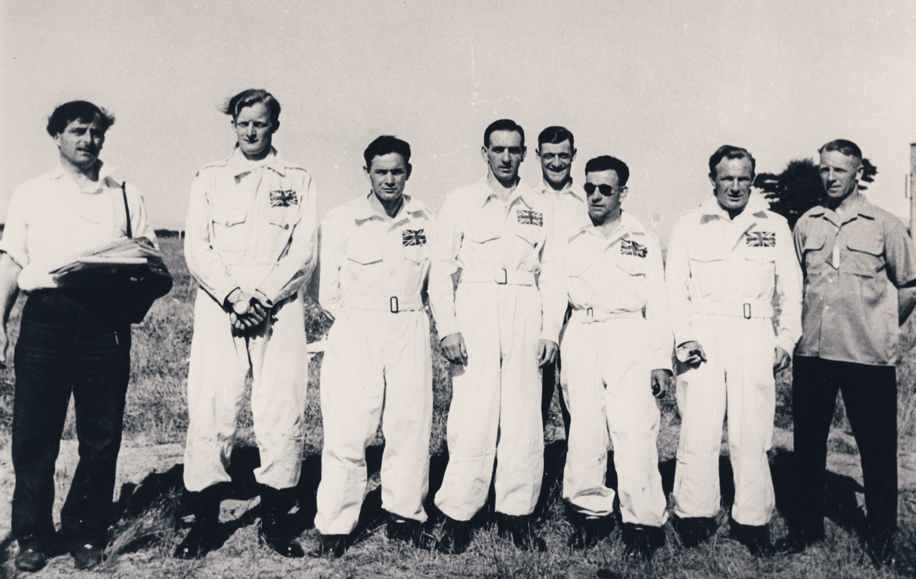 BRIT TEAM 1954