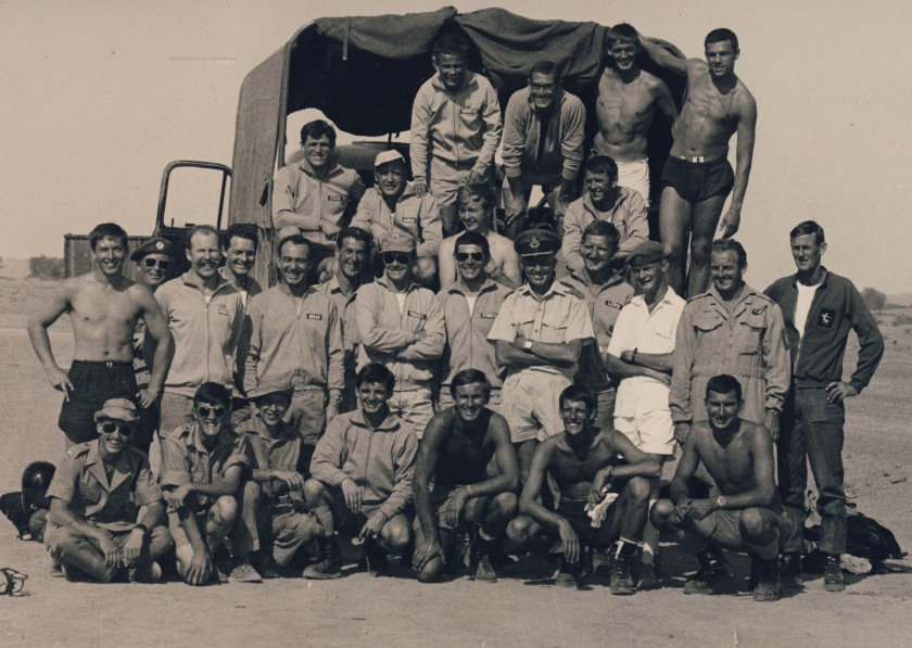 FALCONS SHARJAH 1970