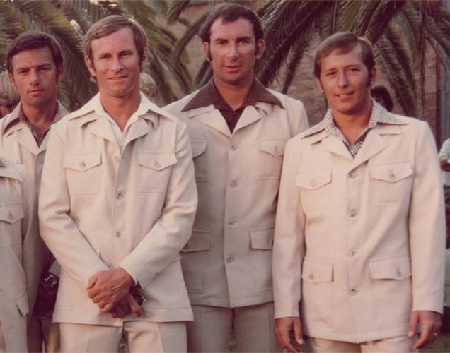 GATTON 1977 TEAM