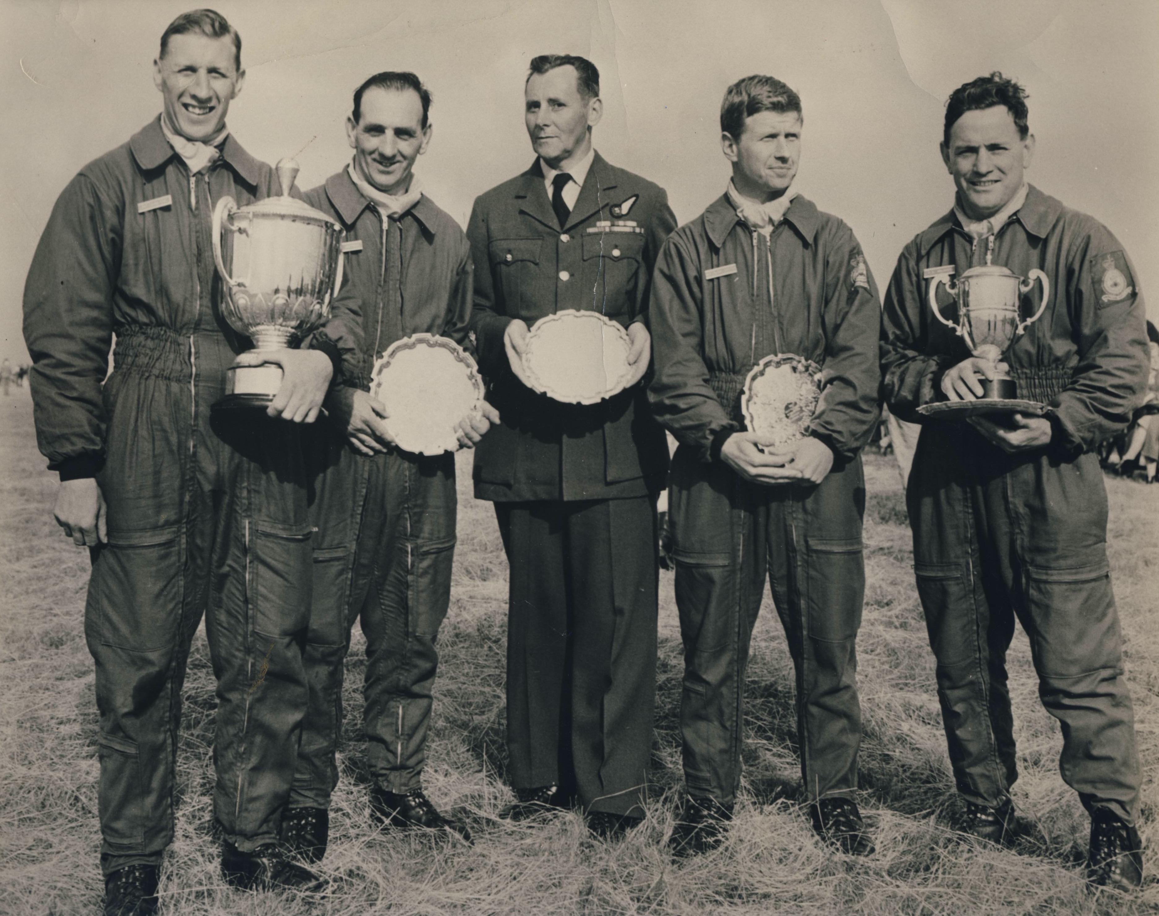 RAF TEAM 1964