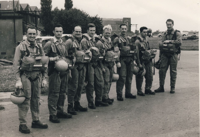 TEAM TRAINING 1962