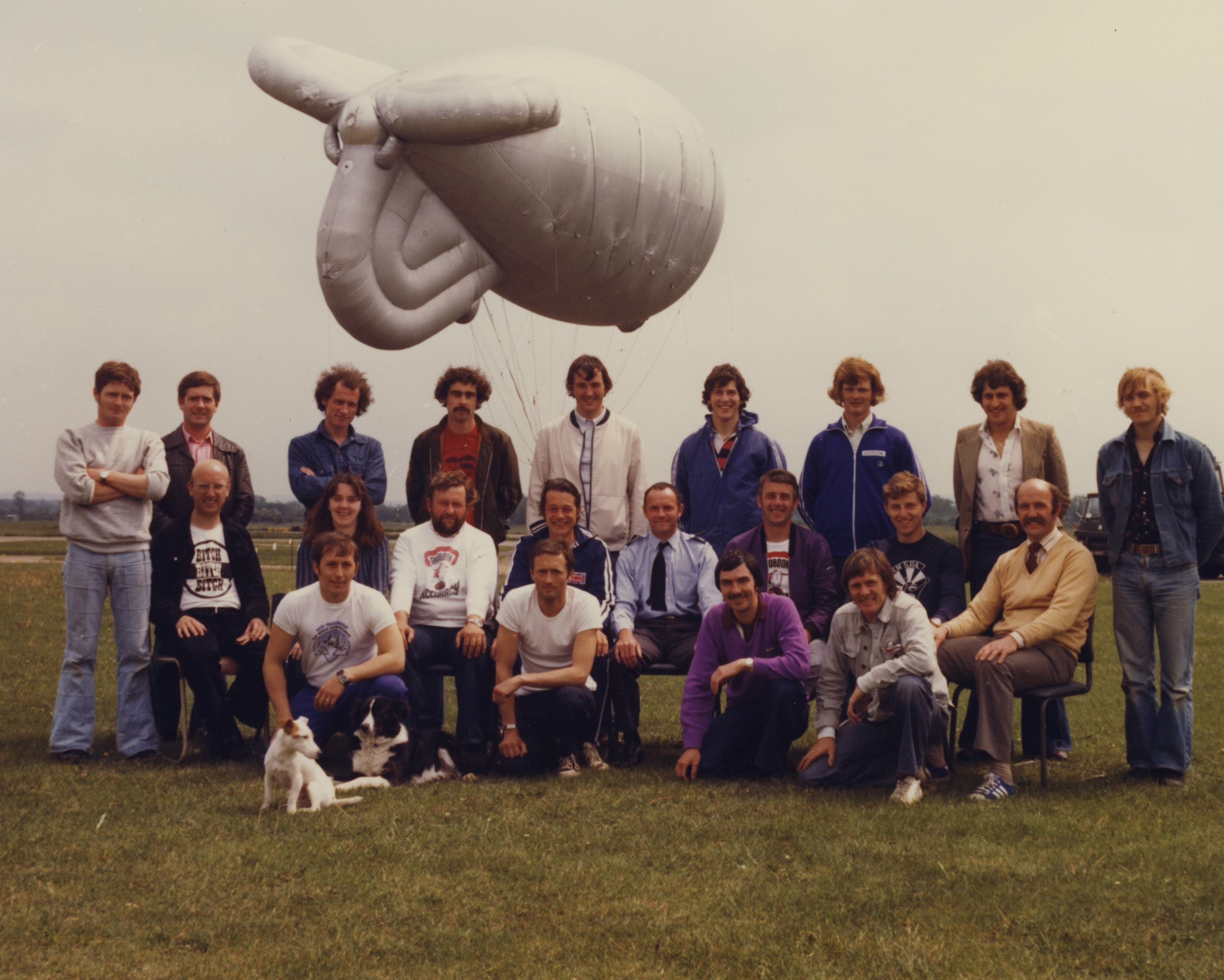 16. BPA INSTRUCTOR COURSE 1976