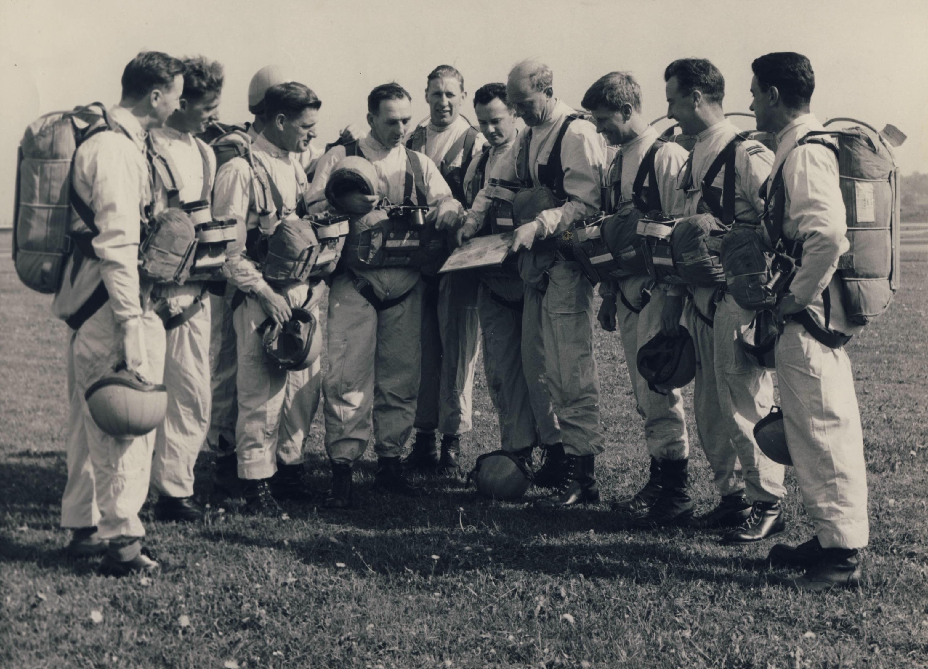 DISPLAY TEAM 1963