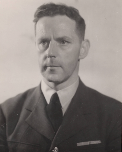 WG. CDR. JOHN CALLISTUS KILKENNY OBE