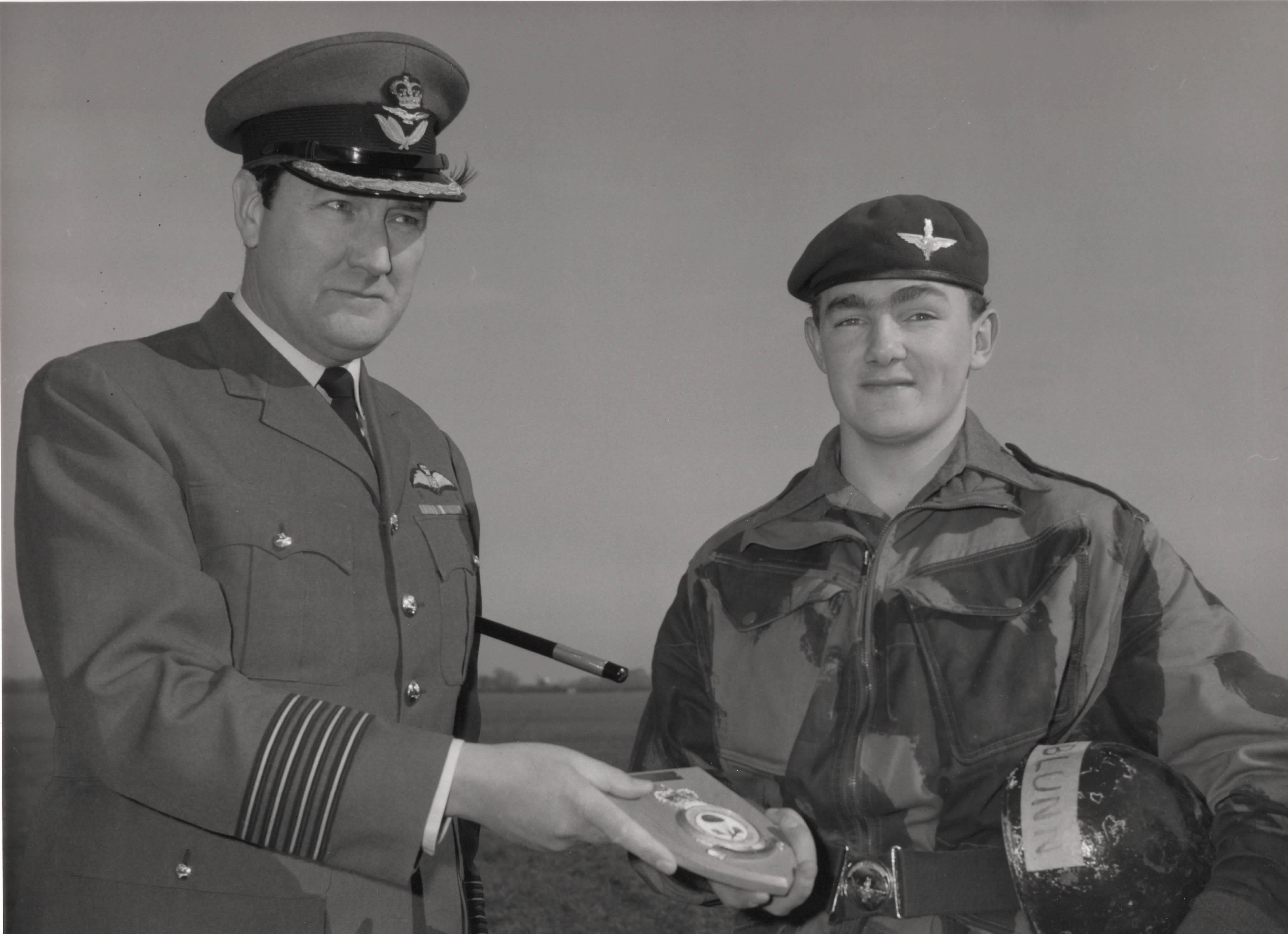 BUNN WITH RCP. 6 MAR 1969jpeg