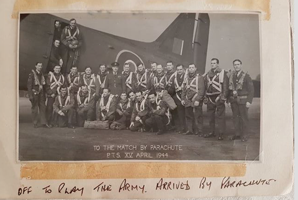 RINGWAY RUGBY XV 1944 ss