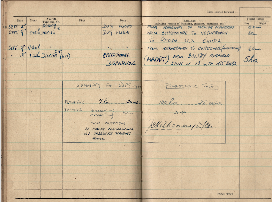 CLEAVER LOGBOOK ss
