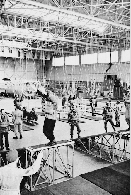 PTS C HANGAR 1970