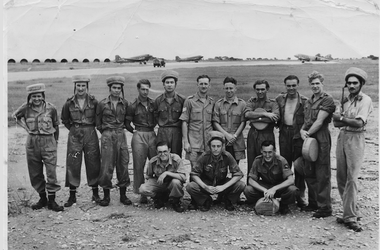 COURSE AND INSTRUCTORS AUG 1945 ENH ss