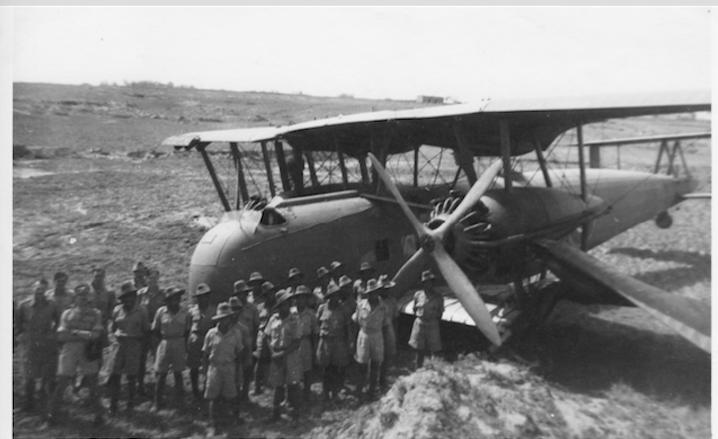 FEB 1945 ENGINE FAILURE
