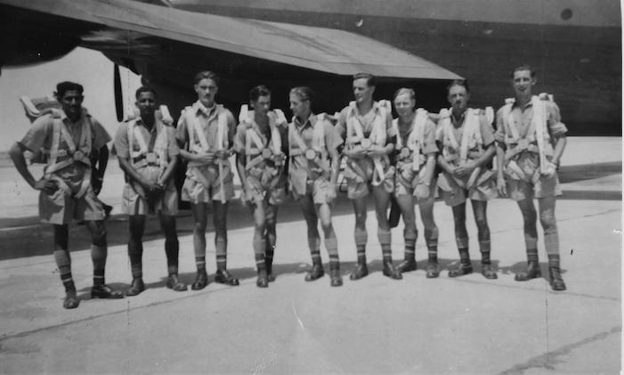 INSTRUCTORS HALIFAX MAY 1946 ENH ss