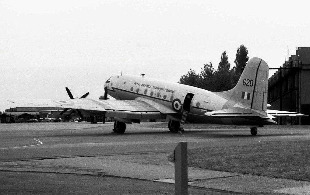 HASTINGS ABINGDON c 1957
